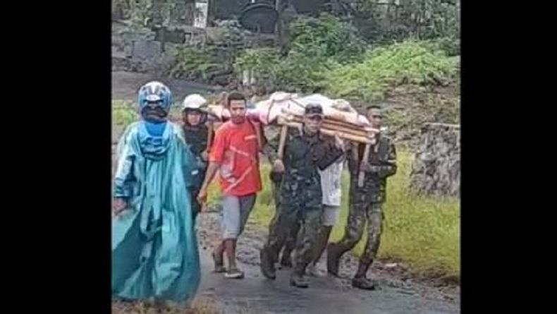 Banjir Lahar Dingin Gunung Ile Lewotolok di Lembata, 14 Tewas, Puluhan Orang Hilang