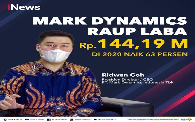 Laba Bersih Naik 64 Persen, MARK Tutup Tahun Buku 2020 dengan Capaian Gemilang