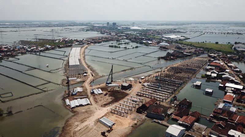 Status Tanah Musnah di Tol Semarang-Demak, Pemprov Tunggu Permen Agraria