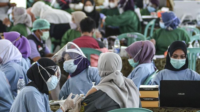 Pemprov Jateng Siapkan Skenario Vaksinasi Malam Hari saat Ramadan di 35 Daerah