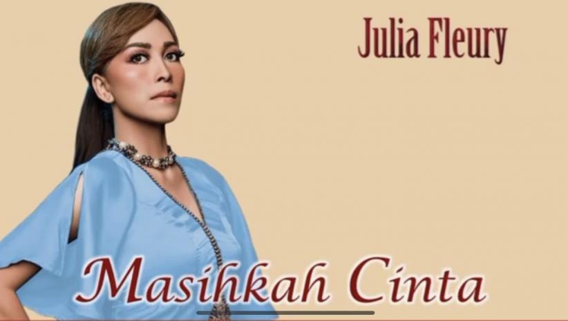 Julia Fleury Rilis Lagu Terbaru Berjudul Masihkah Cinta