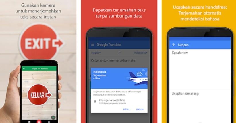 Google Translate Sentuh 1 Miliar Download di Play Store