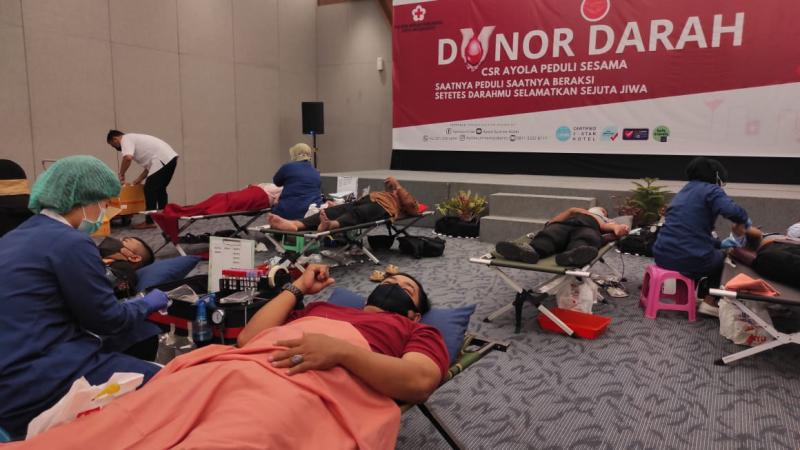 Stok Darah PMI Kota Mojokerto Menipis Sepekan Jelang Ramadan