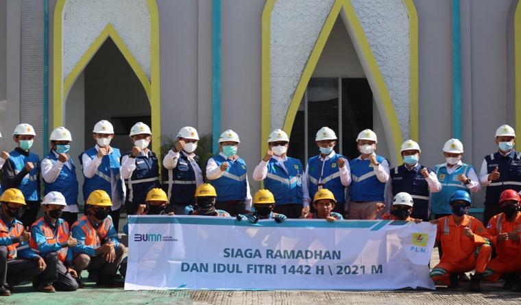 Bulan Ramadan, PLN Babel Terjunkan 658 Petugas Siaga