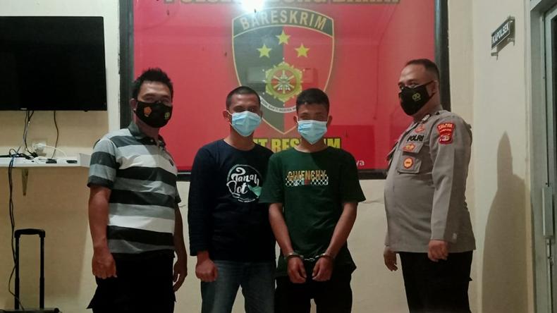 Curi Vape Tetangga, Pemuda di Lampung Utara Ditangkap Polisi