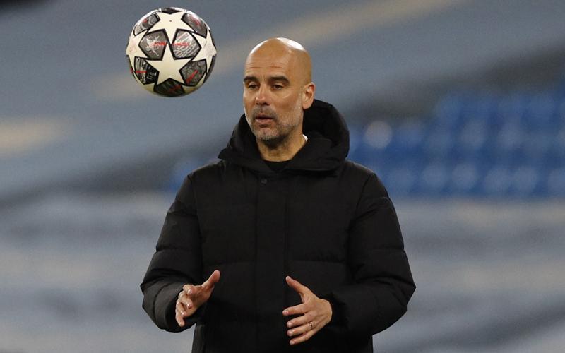 Bawa City ke Semifinal Liga Champions, Guardiola: Kami Akan Bangun Sejarah Baru