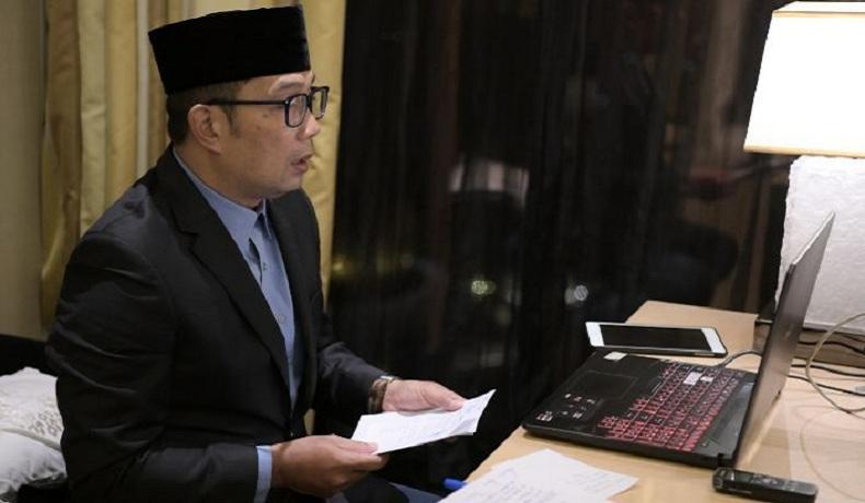 Gaungkan Toleransi dan Dialog, Ridwan Kamil Bertemu Tokoh Lintas Agama