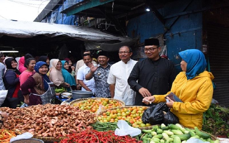 Stok Sembako di Kota Bandung Dipastikan Aman, Warga Diminta Tak Belanja Berlebihan