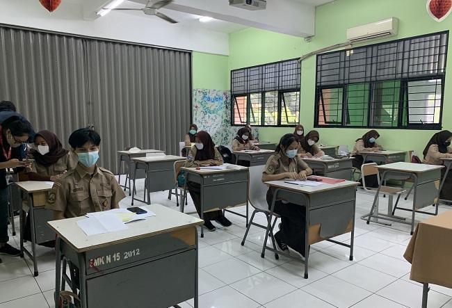 Disdik DKI : 1.509 Sekolah Siap Gelar Pembelajaran Tatap Muka Mulai Senin 27 September