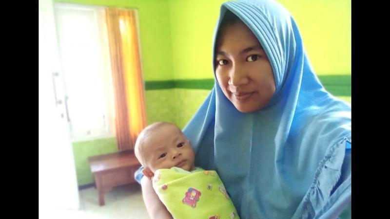 Viral Bayi di Brebes Diberi Nama Dinas Komunikasi Informatika Statistik, Panggilannya Dinko