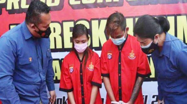 Polda Kalteng Bongkar Prostitusi Online Anak di Bawah Umur, 2 Pelaku Ditangkap