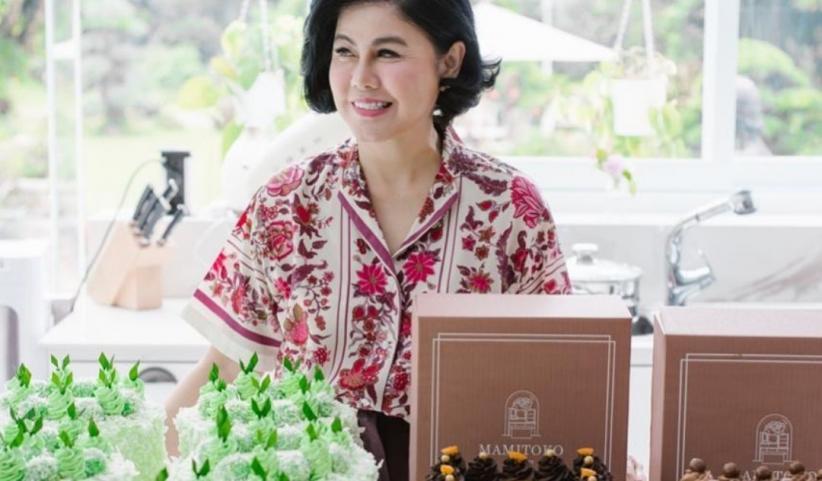 Bantah Klaim Hotma Sitompul, Desiree Tarigan Sebut Bisnis Mamitoko  Pemberian Bams