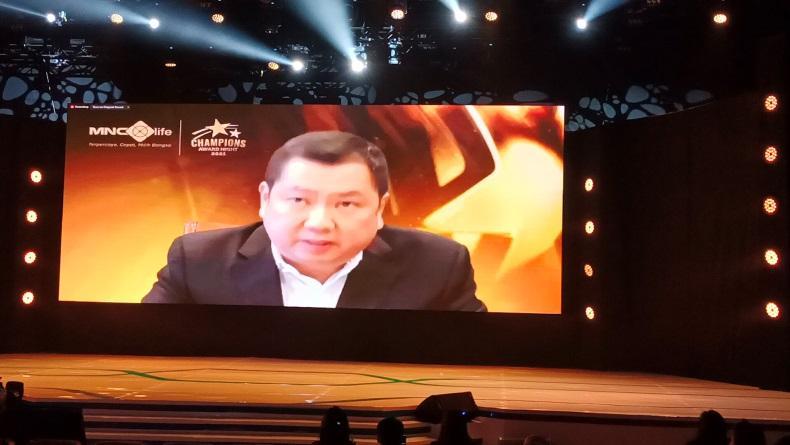 Hadiri Champion Award Night MNC Life, HT: Potensi Pasar Asuransi Jiwa Sangat Besar