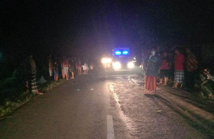 Kecelakaan Lalu Lintas, Pelajar di Kulonprogo Tabrak Guru Hingga Tewas