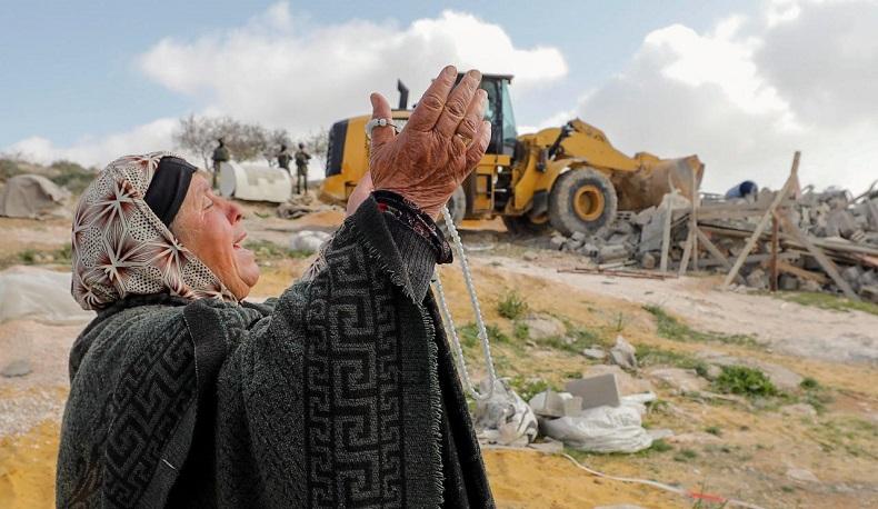 AS Akan Beri Bantuan Rp3,4 Triliun untuk Palestina