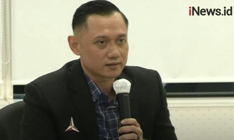 AHY Masuk 3 Besar Ketua Umum Parpol Layak Jadi Capres 2024 Bersama Prabowo dan Megawati