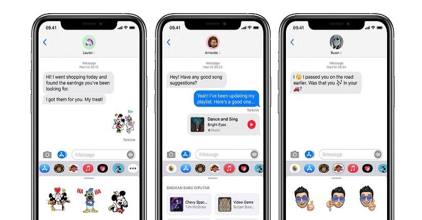 Khawatir Rugikan Perusahaan, Apple Bunuh iMessage untuk Android