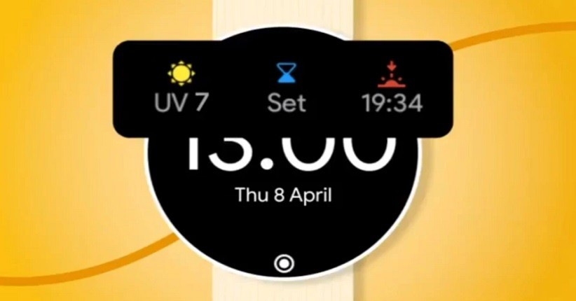 Smartwatch Wear OS Kini Mudahkan Perlindungan dari Sengatan Matahari