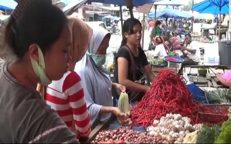Jelang Ramadan, Harga Cabai Rawit di Medan Tembus Rp40.000 per Kg