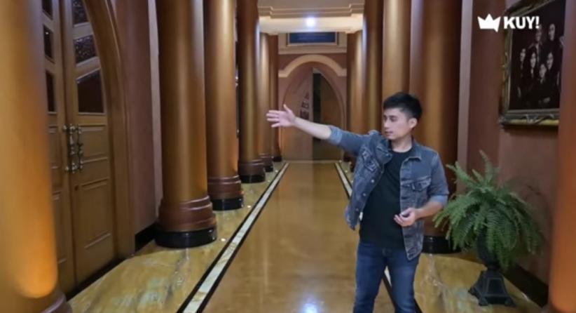 Tak Kalah Sultan, Sepupu Raffi Ahmad Punya Rumah Rp300 Miliar, Pelihara Harimau dan Serigala