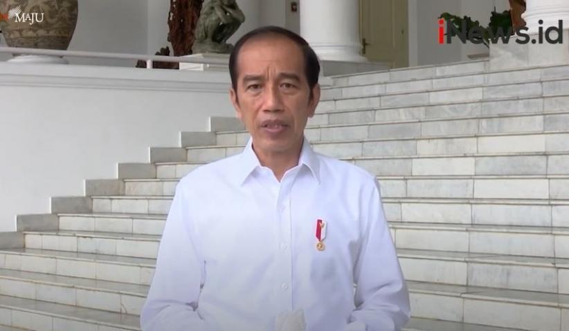 Jokowi Sebut 53 Awak KRI Nanggala Patriot Terbaik Penjaga Kedaulatan Negara