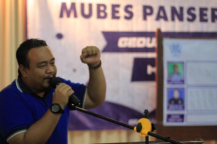 Galih Ndog Gantikan Wareng Pimpin Panser Biru, Ini Kata CEO PSIS