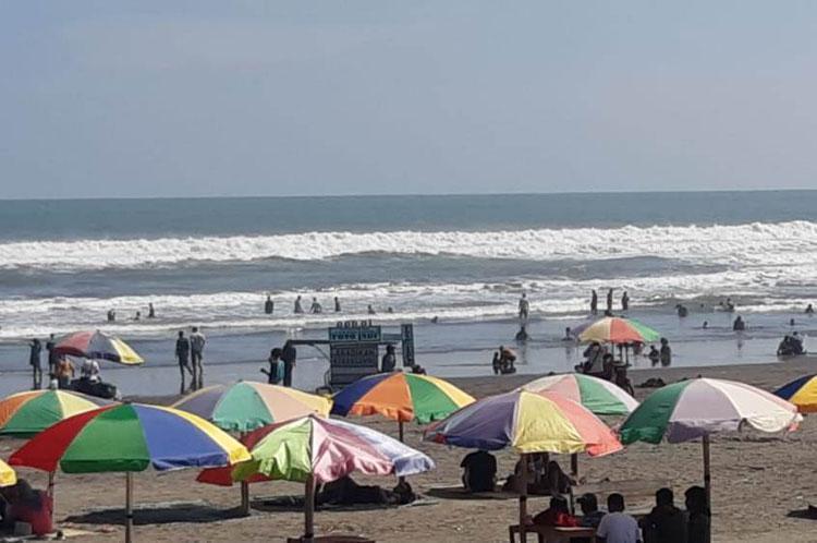 Pantai Parangtritis Masih Diminati, Paling Ramai Dikunjungi dalam Sepekan
