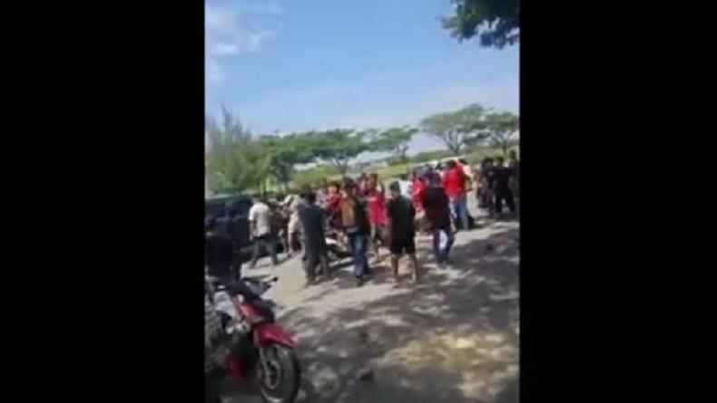 Dua Perguruan Silat Saling Serang di Tuban, Belasan Pemuda Terluka