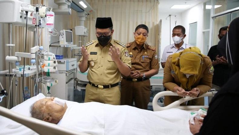Mantan Wali Kota Makassar Malik B Masri Wafat
