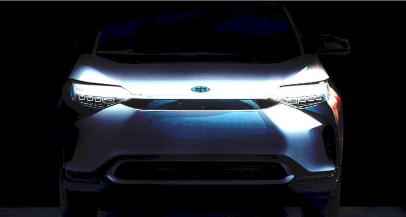 Toyota Kolaborasi Subaru Kenalkan SUV Listrik Terbaru di Shanghai, Begini Bocorannya