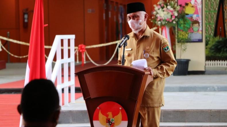 Gubernur Mahyeldi: Rusak Lingkungan, Penambang Ilegal di Solok Harus Ditindak!