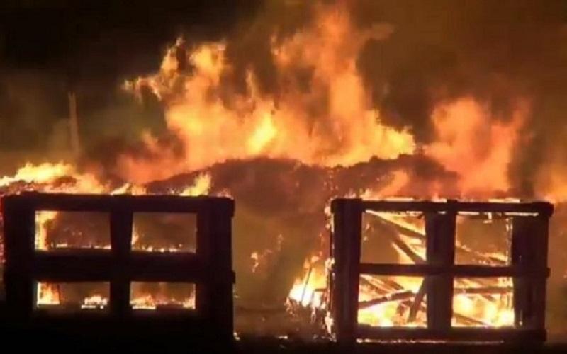 Gudang Logistik PT Pertamina Rantau Aceh Tamiang Terbakar, Kerugian Rp1 Miliar