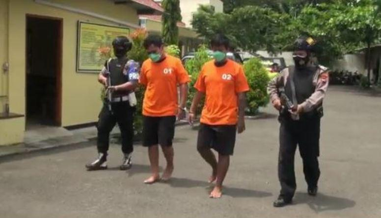 Bawa Kabur Motor Milik Santri, 2 Warga Semarang Ditangkap Polisi