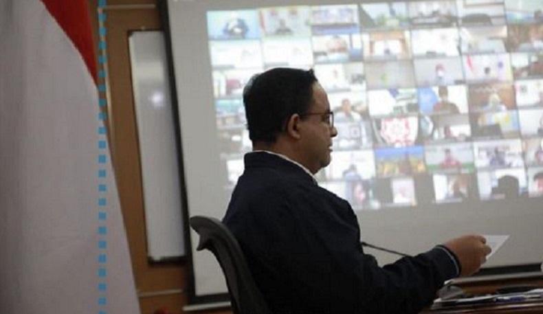 Buka Musrenbang, Anies Janji Tuntaskan Program Kesehatan hingga UMKM