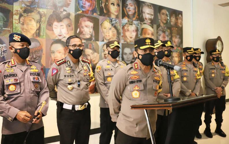 Larangan Mudik, Polisi Awasi Ketat Pelat Nomor Kendaraan Luar Daerah Jateng