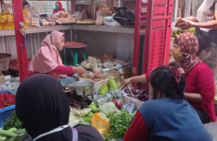 Harga Daging Sapi dan Bawang Merah di Kulonprogo Naik Tipis