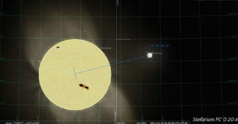 Intip Fenomena Astronomi Pekan Depan, Ada Konjungsi Merkurius-Venus