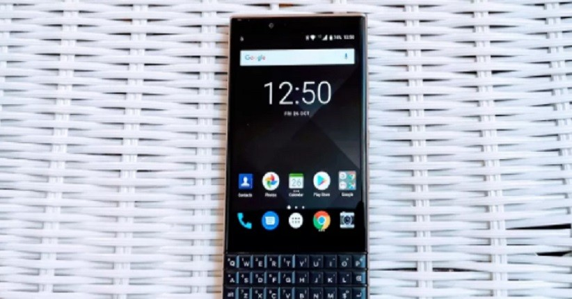 BlackBerry Siapkan Smartphone Baru, Sudah Mendukung 5G