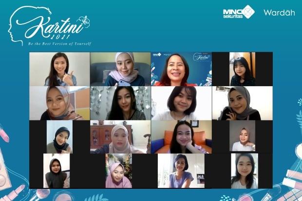 Sambut Hari Kartini, MNC Sekuritas x Wardah Gelar Kelas Make Up Virtual