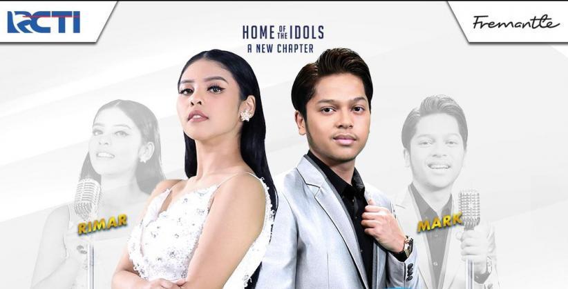 Duel di Grand Final Indonesian Idol, Begini Persiapan Mark dan Rimar