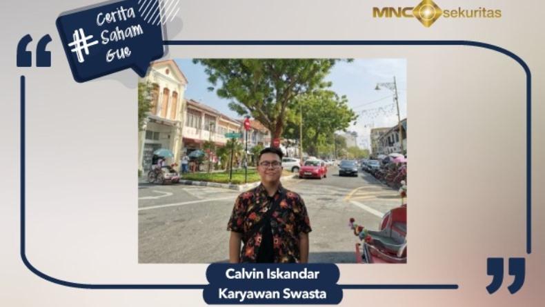 Jadi Nasabah MNC Sekuritas Sejak Kuliah, Calvin Iskandar: MNC Trade New Cepat & Terbaik!