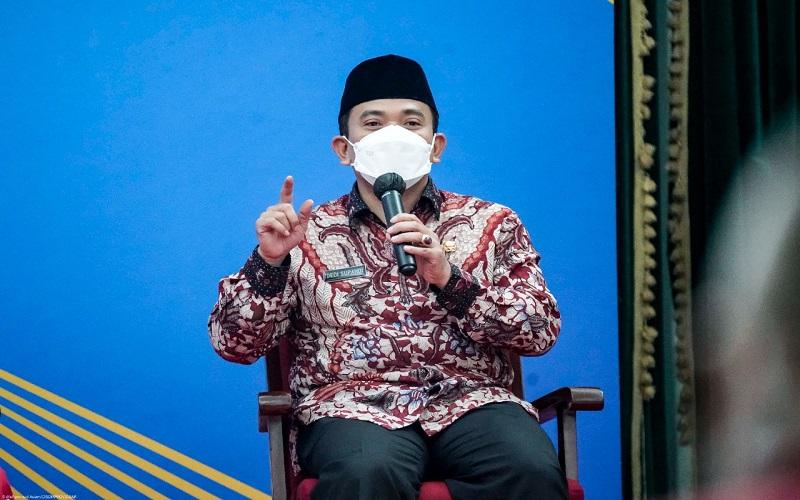 Disdik Jabar Ajak Pelajar Berbagi saat Ramadan lewat Program Rantang Siswa