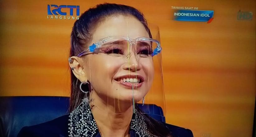 Bertemu Slank di Grand Final Indonesian Special Season, Rossa: Aku Minta Satu Lagu