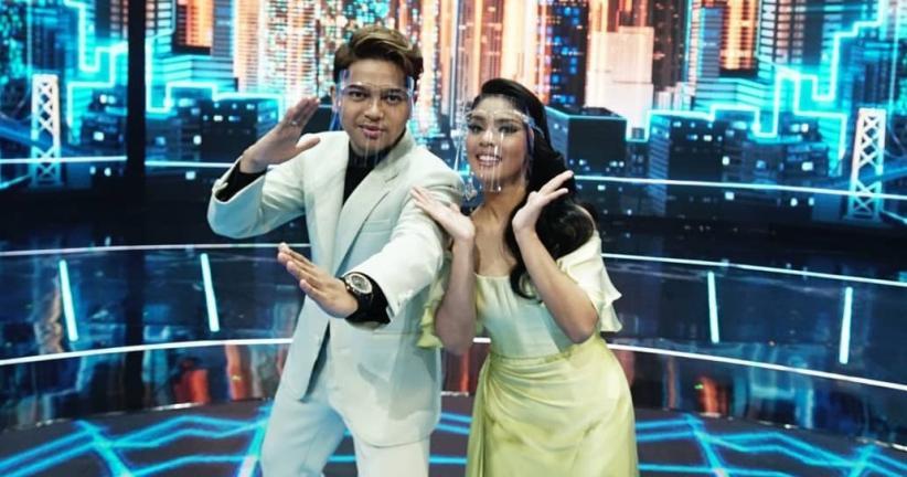 Mark dan Rimar Bawakan Lagu Kemenangan Ciptaan Andmesh Kamaleng, Siapa yang Terbaik?