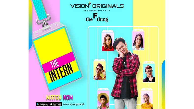 Vision+ Originals The Intern, Kisah Cinta dan Keseruan Anak Magang di Fashion E-Commerce The F Thing