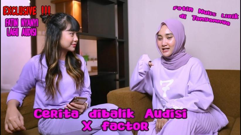 Pernah Dipinjami Mic Milik Rossa, Fatin Nostalgia Masa X-Factor Bareng Ghea Indrawari