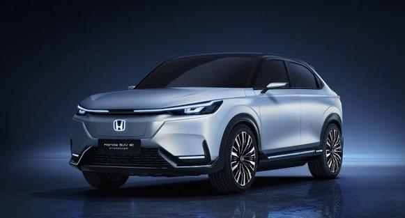 Honda Pamerkan Mobil SUV Listrik Pertama di China