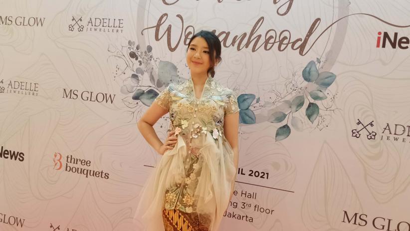 Terinspirasi Kartini, Tiara Andini: Perempuan Harus Berani dan Percaya Diri