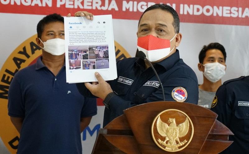 BP2MI Laporkan Kasus Penipuan Calon Pekerja Migran ke Bareskrim