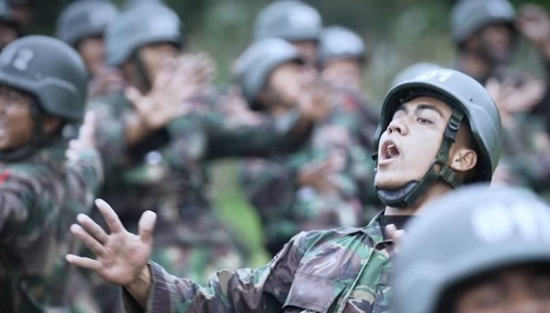 Hebat, Mantan Kuli Bangunan di Mabes TNI AD Wujudkan Mimpi Jadi Tentara